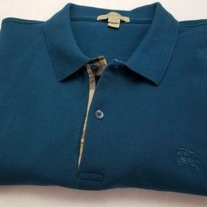 Burberry Brit mens golf polo shirt 3XL
